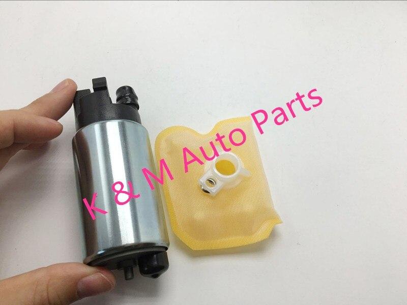 Авто Новый, Бесплатная доставка, универсальный электрический топливный насос OEM 31111-25000 3111125000 для Hyundai для kia
