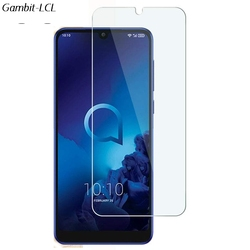 На Алиэкспресс купить стекло для смартфона tempered glass for alcatel 3 3l (2019) 5053k 5053y 5039d screen protector 9h on 5.94дюйм. glass film protective phone cover