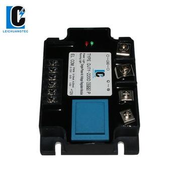 цена на 100A single phase ac voltage regulator module SCR power regulator,4-20mA,0-10V,potentiometer control