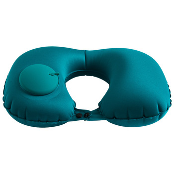 Inflatable Neck-protective U-shape Travel Pillow