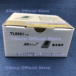 Image 5 - Schwarz buchse V 10,27 XGecu TL866II Plus USB Programmierer unterstützung 15000 + IC SPI Flash NAND EEPROM MCU ersetzen TL866A TL866CS + 16 teile