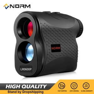 NORM Laser Rangefinder 600M 900M 1200M 1500M Laser Distance Meter for Golf Sport, Hunting, Survey(China)