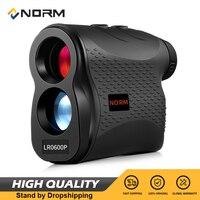 NORM Laser-entfernungsmesser 600M 900M 1200M 1500M Laser-distanzmessgerät für Golf Sport, Jagd, umfrage(China)