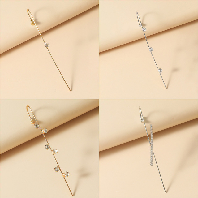 unique ear piece, earring 6