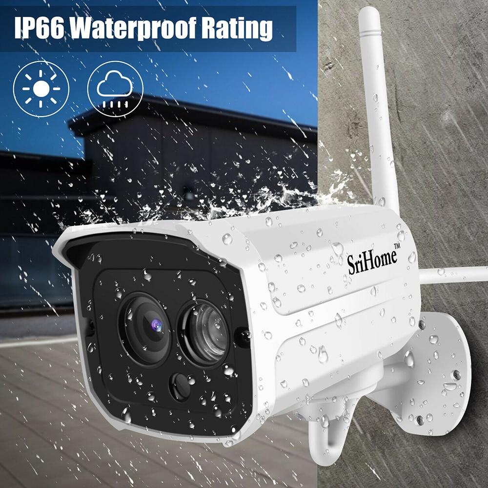 Sricam 1080P PTZ IP Camera Outdoor Speed Dome Wireless Wifi Security Camera Pan Tilt 4X Zoom IR Network CCTV Surveillance ONVIF
