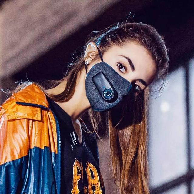 Youpin Pear Purely Electric Fresh Air Mask xiaomi eco chain product Classic Style Superior Purification 3D Free Breathable 1