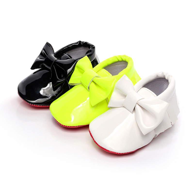 Baby Shoes PU Leather Shoes Newborn Boys Girls Shoes First Walkers Baby Boys Girls Shoes