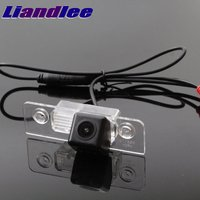 Liandlee Car Rear View Camera For Ford Mustang GT CS 2010~2014 Night Vision Reversing Camera Car Back up CAM HD CCD