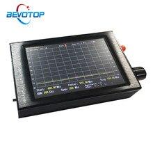 35mhz-4400mhz 4.3 Polegada lcd-scherm professionele handheld eenvoudige spectrum analyzer meting van interphone signaal