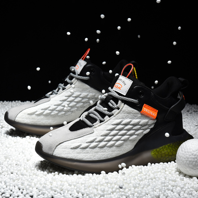 Men Running Shoes Breathable High Quality Outdoor Sports Shoes