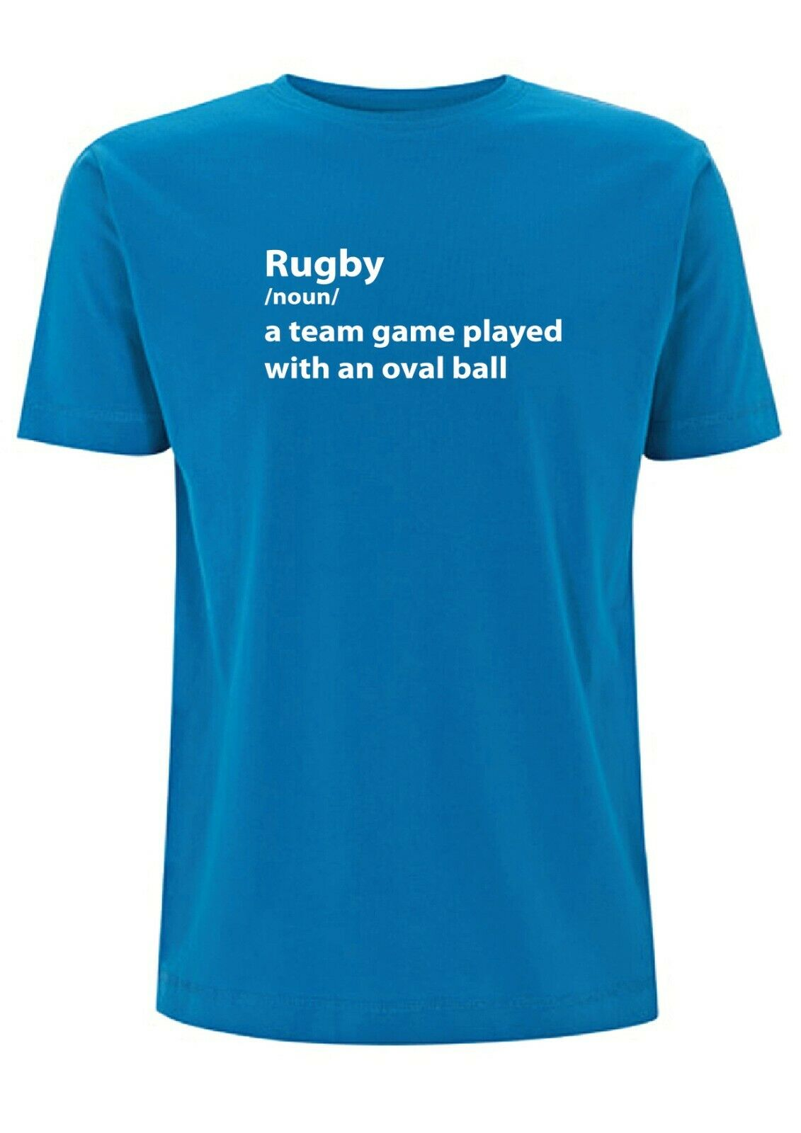 Rugby Meaning T Shirt Mens Top Sport Sports Ruggers ball Urban Dictionary team 2020 High quality Brand T shirt Casual Short slee image