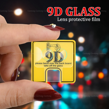 9D Camera Explosion Protection Tempered Glass For Huawei Honor 8X For Huawei P20 Pro Mate 20 P30 Lite Back Camera Lens Glass image