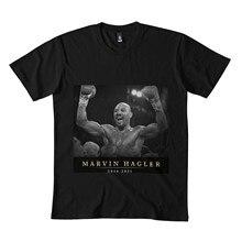 Rip marvin hagler clássico t camisa 173dmn sudadera con cuello redondo negro