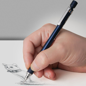 Image 5 - Germany STAEDTLER 925 25/35 metal rod drawing automatic movable pencil metal rod drawing pencil 0.3/0.5/0.7/0.9