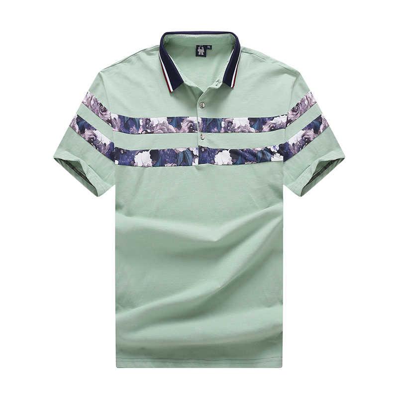 プラスサイズ 10XL 8XL 6XL 5XL 新ポロシャツ服ファッション固体ポロシャツ男性トップ品質の綿カジュアル夏ポロシャツ
