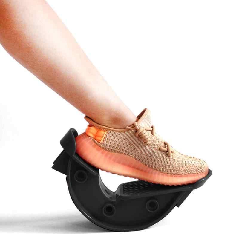 רגל נדנדה עגל קרסול שרירים למתוח לוח אלונקה יוגה כושר ספורט עיסוי דוושת ארגונומי עיצוב רגל נדנדה אלונקה