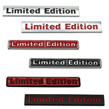 3d edição limitada emblema emblema do carro adesivo decalque para bmw audi honda opel toyota mercedes mazda nissan hyundai ford jeep kia vw