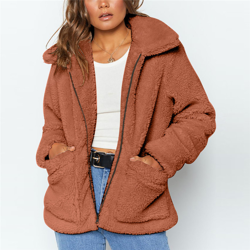 Warm Faux Jacket