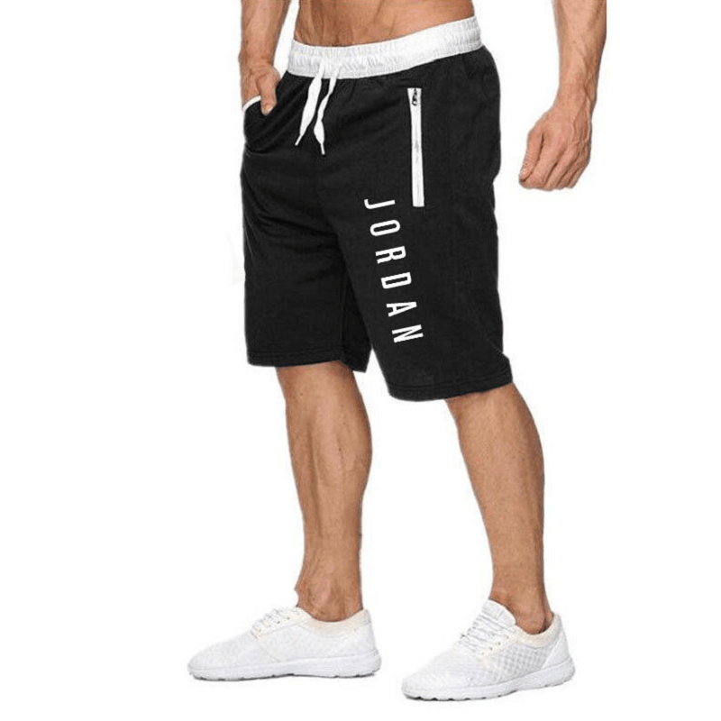 New Jordan Men's Shorts Fitness Clothes Men Shorts Men Men's Summer Track Pants Comfortable Shorts Men Quick-dry Sweat Sportwear