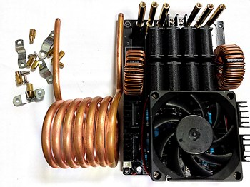 Good Price ZVS High Frequency Induction Heating Machine 1KW Finished Product Can Be Used Without Tapping — stackexchange