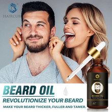 HAIRCUBE Beard Growth Oil for Men Beard Growth Natural Organ