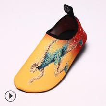 Ультралегкая пляжная обувь для плавания, обувь для подводного плавания, обувь для тренировок, нескользящая обувь для плавания, мягкая обувь
