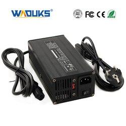 58.8V 6A chargeur 58.8V 6 ampères Li-ion chargeur de batterie pour 14S 51.8V 52V Li-ion batterie Pack sécurité Stable