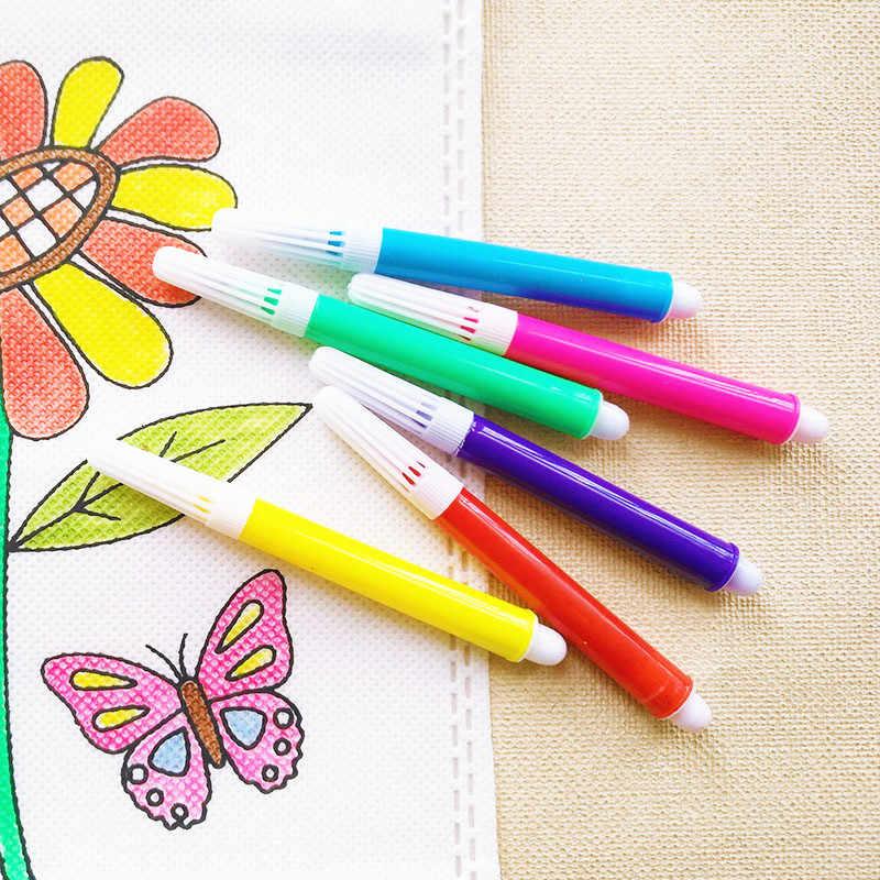 Schule kinder Hohe Qualität Aquarell Stifte Pinsel Farbe Stifte Kunst Marker PenDIY Farbe Zeichnung Student Geschenk Färbung Bücher Liefert
