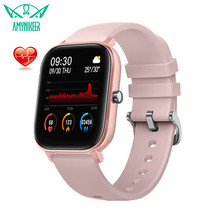 AMYNIKEER smart bracelet P8 smart watch heart rate monitoring bracelet fitness bracelet sleep blood pressure blood oxygen PK B58