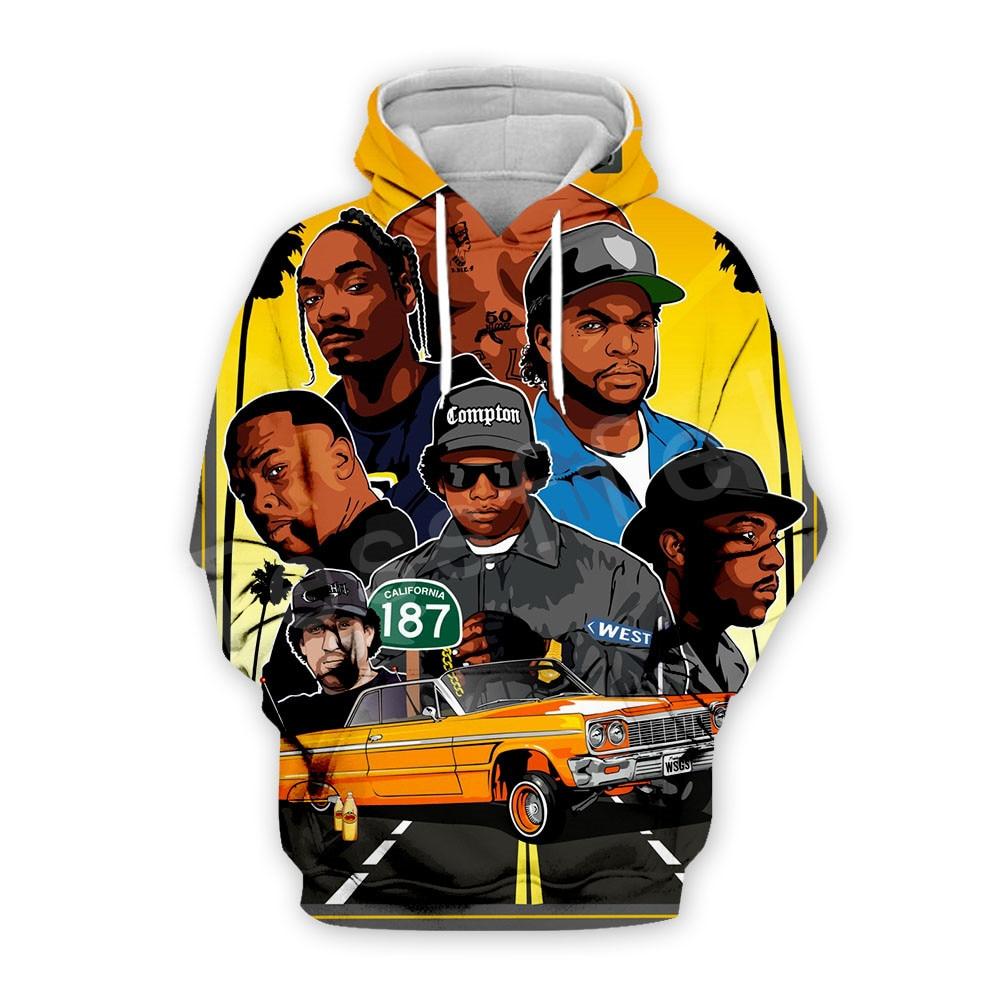 Tessffel Legend Rapper Notorious B.I.G. Biggie Face Hiphop NewFashion 3DPrint Zipper/Hoodies/Sweatshirt/Jacket/Mens Womens S-23