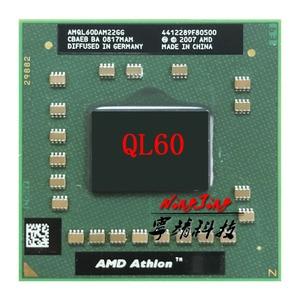 AMD Athlon 64 X2 QL-60 QL 60 QL60 1.9 GHz Dual-Core Dual-Thread CPU Processor AMQL60DAM22GG Socket S1