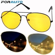 Goggles Sunglasses Auto-Accessories Car-Driver FORAUTO Night-Vision Anti-Glare Copper-Alloy