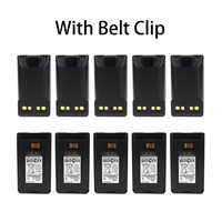 10X Replacement Battery for YAESU EVX-530 EVX-531 EVX-534 EVX-539 VX-260 AAJ67X001 AAJ68X001 FNB-V133Li FNB-V134Li FNB-V138Li