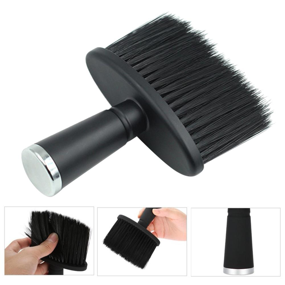 Soft Brush For Face Neck Duster Barber Hair Cutting Brush Cleaning Salon Barber Styling Tools