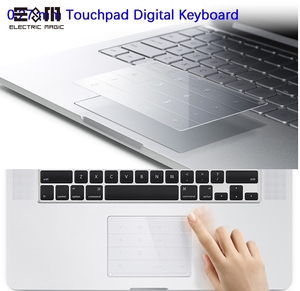 Image 3 - Ultra Thin Wireless Intelligent Digital Touch Keyboard TouchPad for Laptop 2016 2017 2018 2019 Macbook Pro 13 Inch Notebook