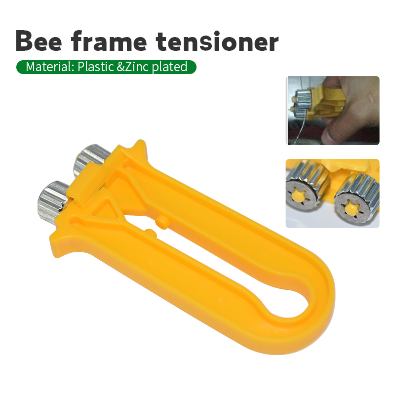 Beekeeping Bee Wire Cable Tensioner Crimper Frame Hive Bee Tool Nest Box Tight Yarn Wire Beehive Beekeeping Equipment 1pcs