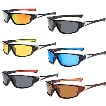 Okulary przeciwsłoneczne okulary wędkarskie mężczyźni kobiety okulary przeciwsłoneczne do jazdy na świeżym powietrzu okulary sportowe Camping piesze wycieczki okulary jazdy okulary przeciwsłoneczne okulary przeciwsłoneczne tanie i dobre opinie CN (pochodzenie) WIDOCZNOŚĆ W NOCY Dropshipping Wholesale Polarized Fishing Glasses Dropshipping Wholesale Retail Fast Shipping Free Shipping