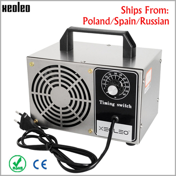XEOLEO 20/24/28g Ozone generator Air sterilizer disinfection machine Portable Home purifier for room - discount item  35% OFF Household Appliances