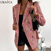 Lslaica blazer woman Autumn Winter Suit Blazer