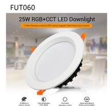 Светодиодный светильник miboxer fut061 fut060 rgb cct может