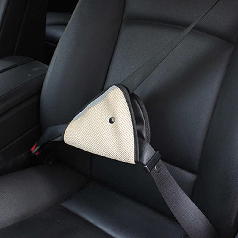 Hot Kids Car Safety Belt Cover Sturdy Adults Children Car Safety Cover Shoulder Harness Strap Adjuster Seat Belts Covers
