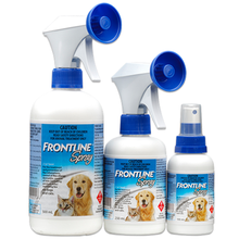 FRONTLINE Spray Treatment for Pets 100/250ml