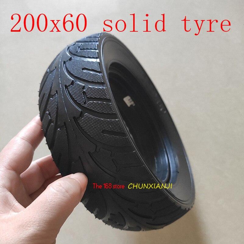 Электрическая шина, ударопрочная, ударопрочная, 8 дюймов, 200x60