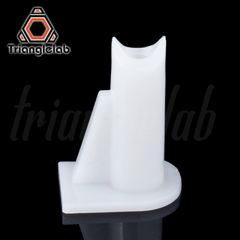 Trianglelab 3D printer titan extruder 1.75mm /3mm filament guide reprap mk8 i3 hot sale cheap dual extruder dual color reprap i3 3d printer diy a8 m open source reprap high resolution desktop impressora 3d