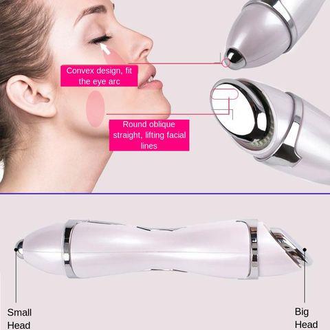 anti envelhecimento massageador olho cuidados com pele ferramentas