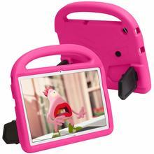 Для Huawei Mediapad T5 10 AGS2-W09/L09/L03 чехол Воробей Дети EVA противоударный 10,1 дюймов ручной противоударный чехол Funda # N