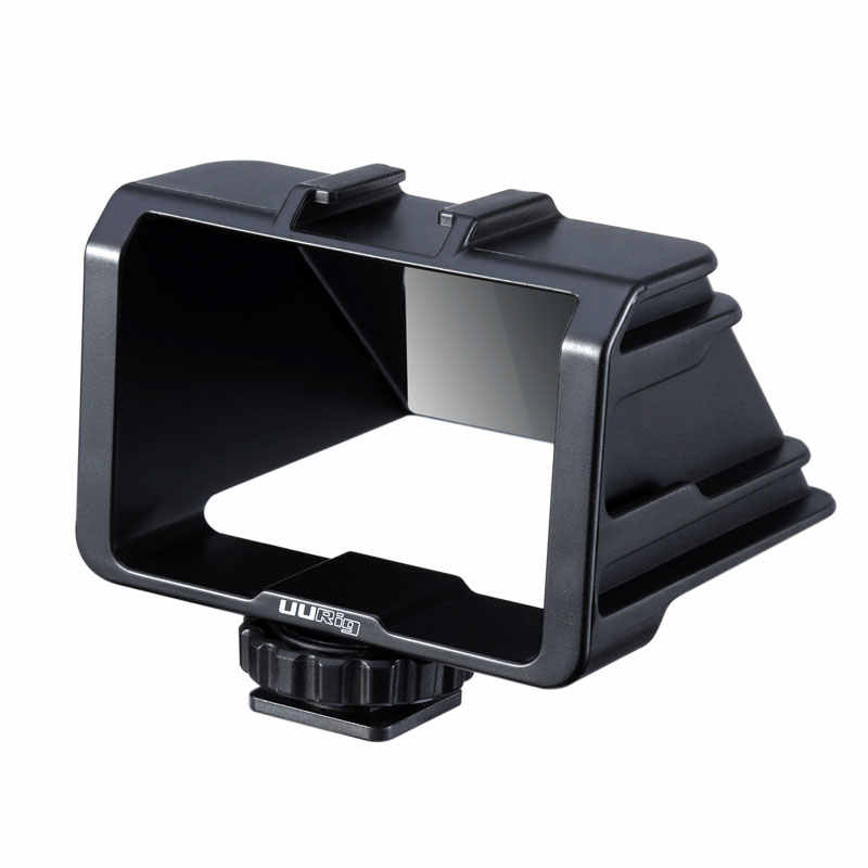 UURig Macchina Fotografica Vlog Selfie Staffa di Vibrazione Dello Schermo per Mirrorless Camera Periscopio Soluzione per Sony A6000 A6300 A6500 A72 A73 A7R3