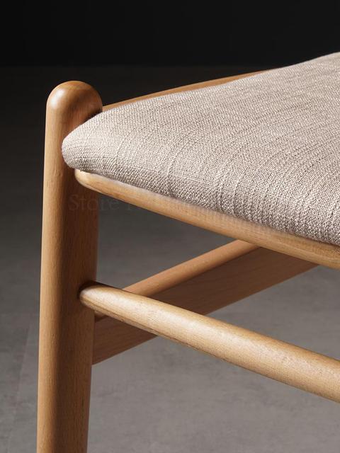 Minimalist Modern Wooden Chair 4