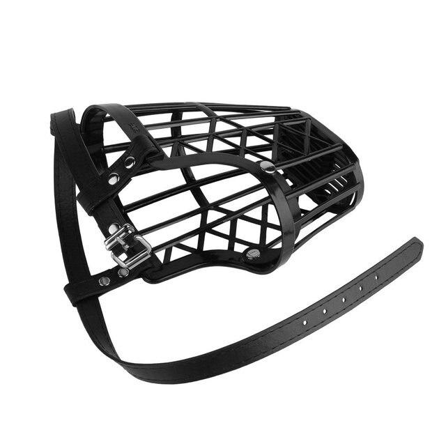 Lightweight Basket Dog Muzzle  5