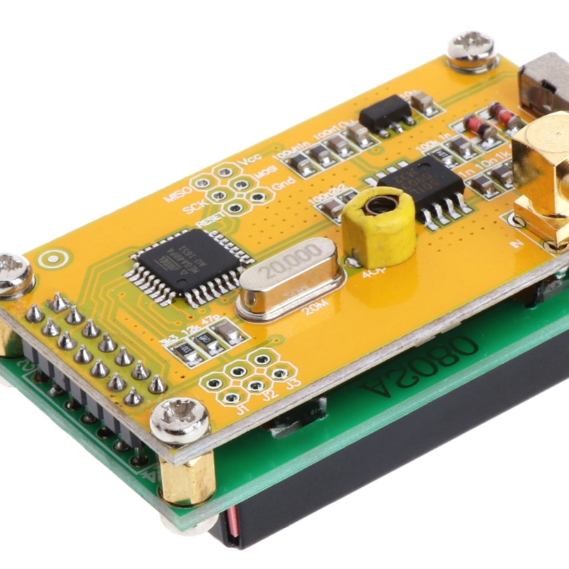1-1200 MHz Frequency Meter Counter Module High Sensitivity Hz ...